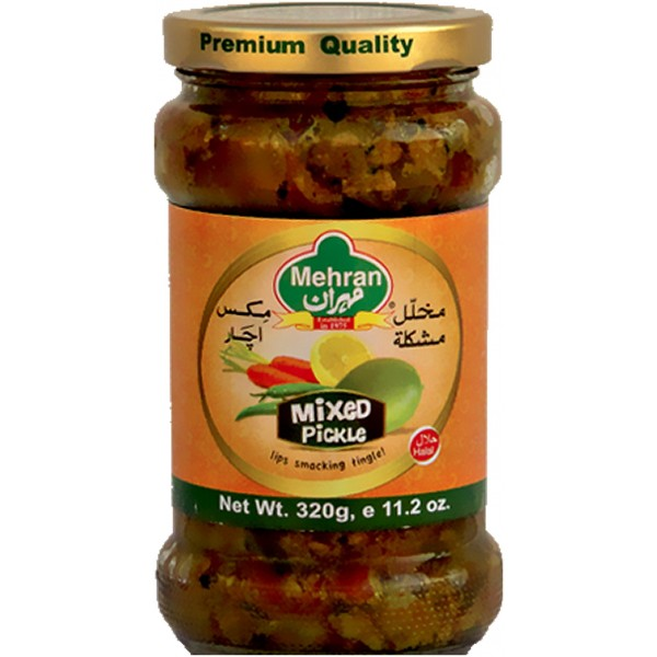 Mehran Mixed Pickle