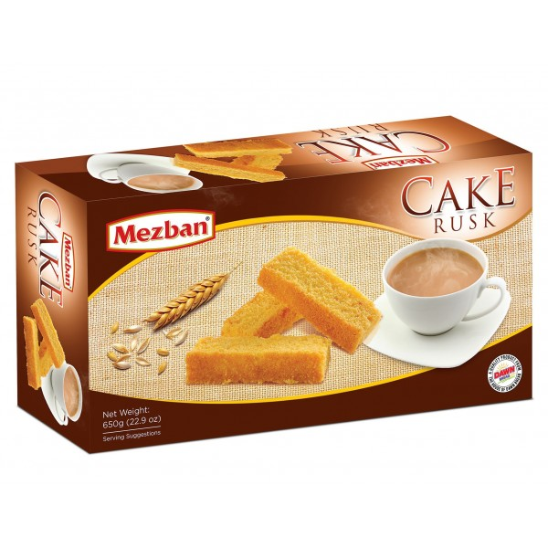 Mezban Cake Rusk