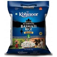 Kohinoor Platinum Basmati Rice, 5 KG
