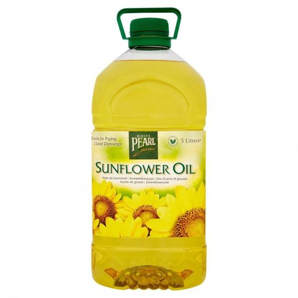 White Pearl Sunflower Oil, 5L