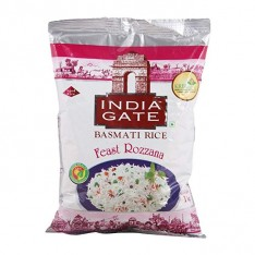 India Gate Feast Rozana Rice, 5KG