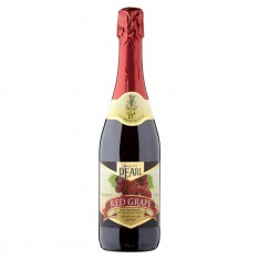 White Pearl Sparkling Red Grape Juice