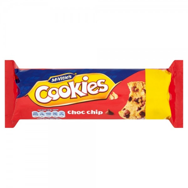 Mcvitie's Chocolate Chip Cookies