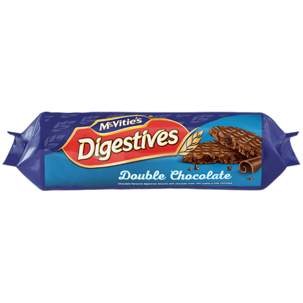 Mcvitie's Double Chocolate Digestives