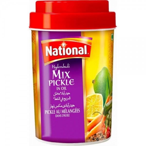 National Mixed Pickle, 1KG