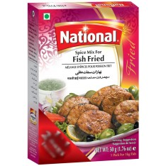National Fish Fried Mix