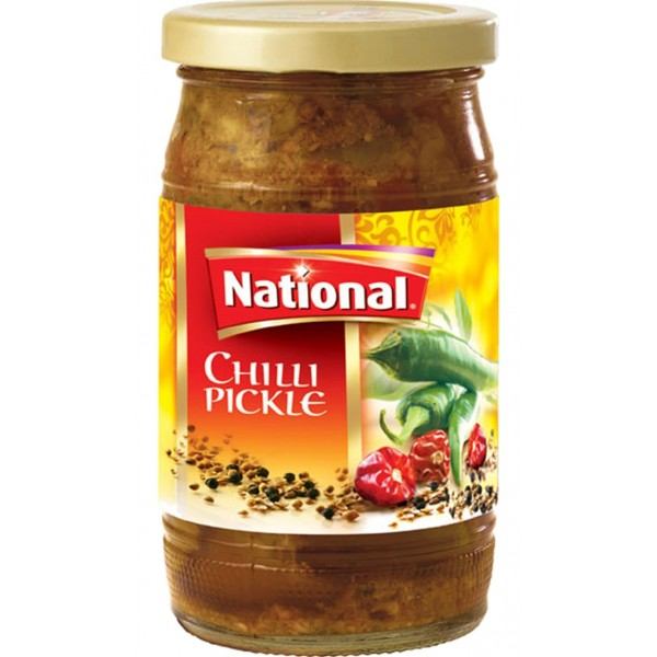 National Chilli Pickle