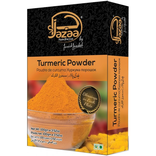 Jazaa Turmeric Powder