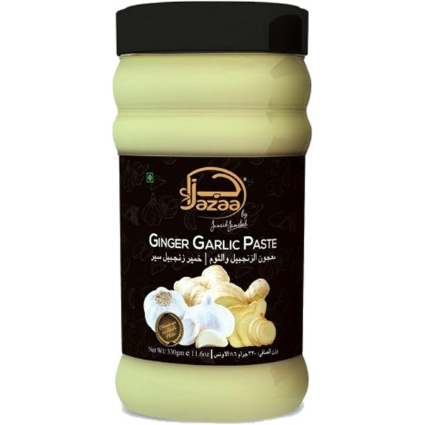 Jazaa Ginger & Garlic Paste