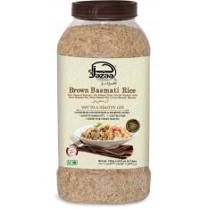 Jazaa Brown Basmati Rice, 1.5KG
