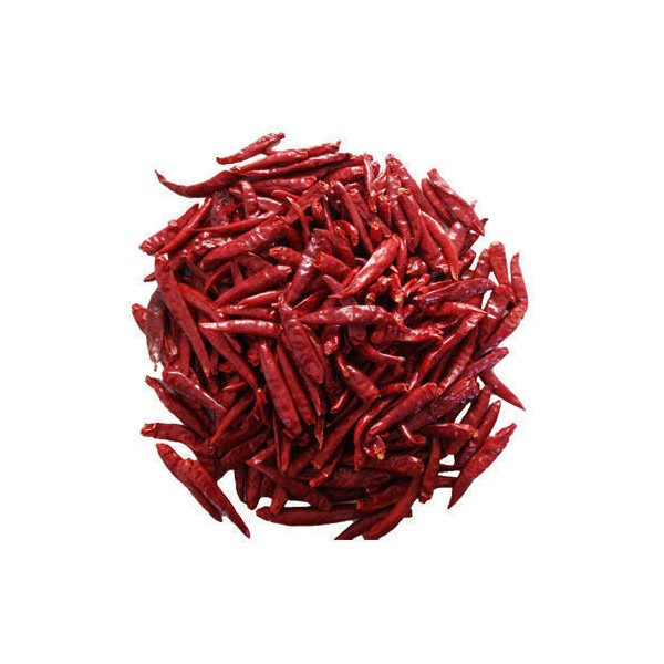Red Chilli, Whole