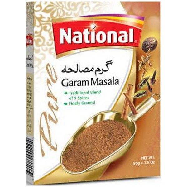 National Garam Masala, 100g