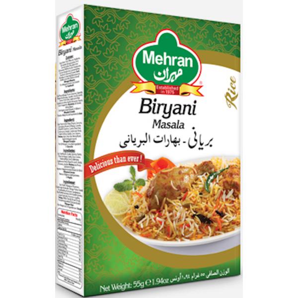 Mehran Biryani Mix