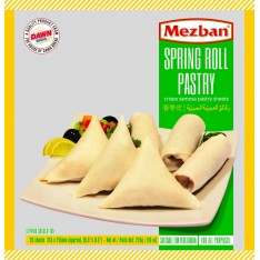 Mezban Spring Roll Pastry, 20 sheets