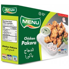 Menu Chicken Pakora