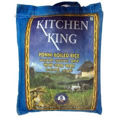 Kitchen King Ponni Rice, 5KG