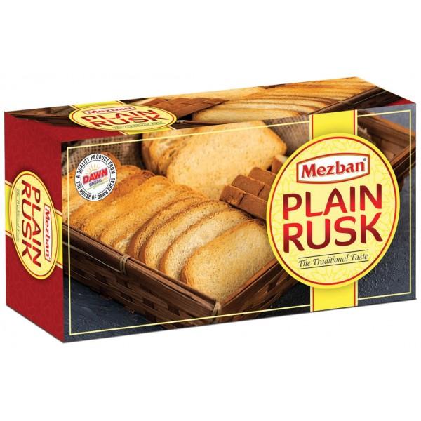 Mezban Plain Rusk, 240g