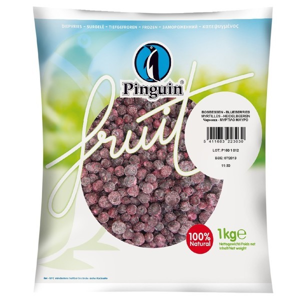 Pinguin Blueberries, 1KG