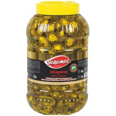 Jalapeno Pepper Pickles, 1500g