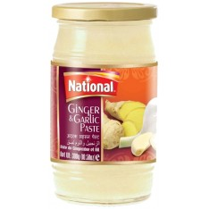 National Ginger & Garlic Paste, 300g