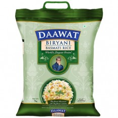 Daawat Biryani Basmati Rice, 5KG