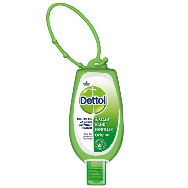 Dettol Hand Sanitizer, 50ml