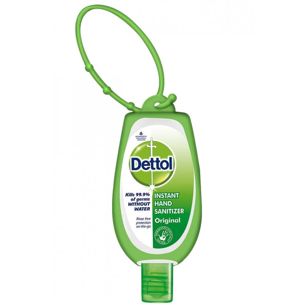 Dettol Hand Sanitizer, 50ml