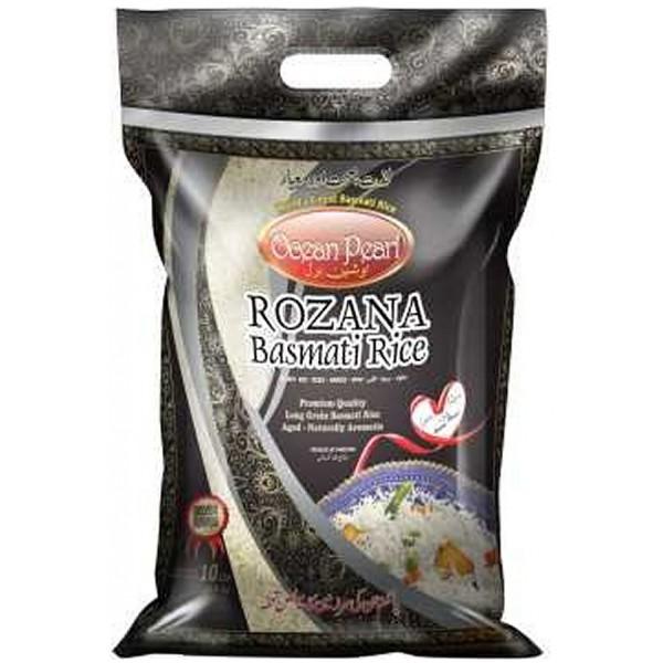 Ocean Pearl Rozana Basmati Rice, 5KG