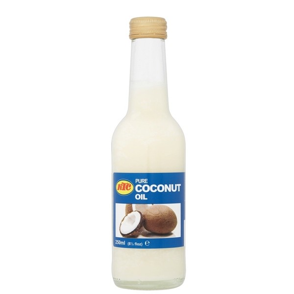 KTC Pure Coconut Oil, 250ml