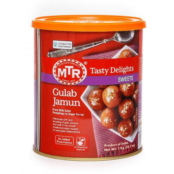 MTR Gulab Jamun