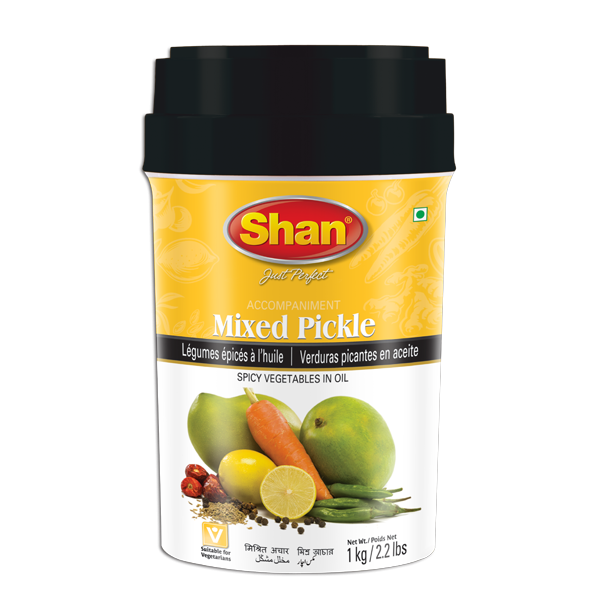 Shan Mixed Pickle, 1 KG