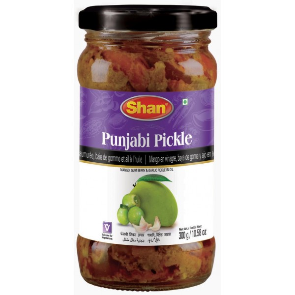 Shan Punjabi Mix Pickle