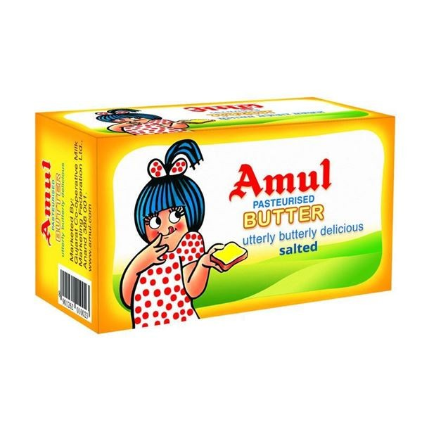 Amul Unsalted Butter, 500g