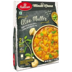 Haldiram Aloo Mutter