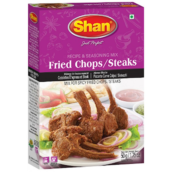 Shan Fried Chops & Steak Mix