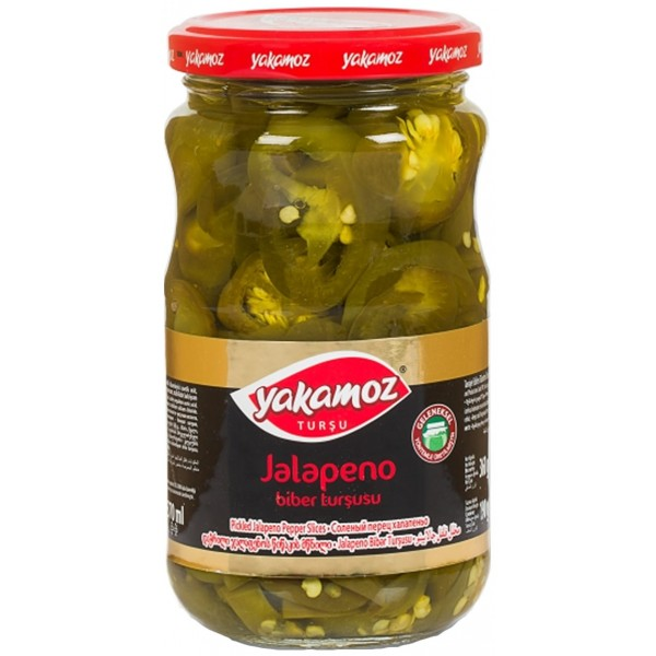 Jalapeno Pepper Pickles, 370ml