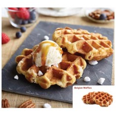Belgian Waffles (Pack of 3 Waffles)