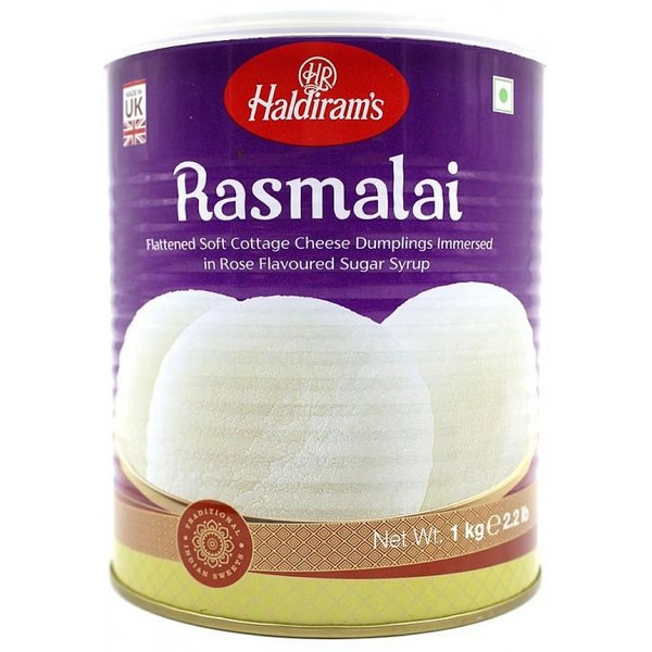 Haldiram Rasmalai