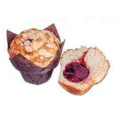Raspberry Almond Delight Muffin, 6s