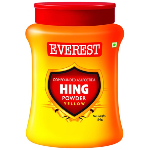 Everest Compounded Asafoetida (Hing) Powder