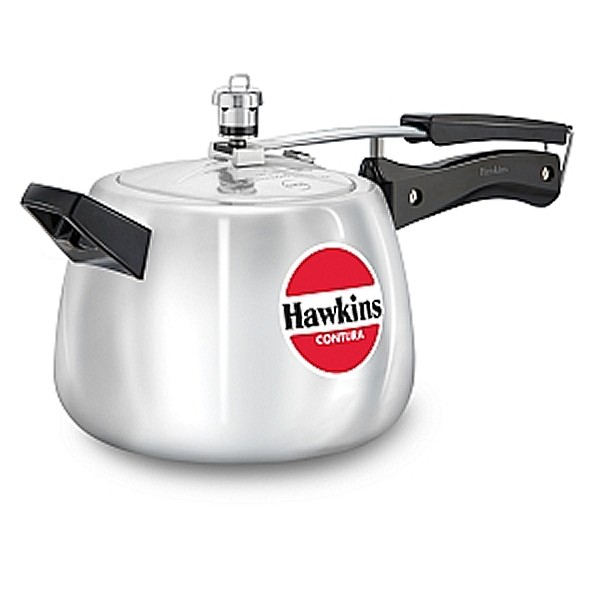 Hawkins Contura Pressure Cooker 4L
