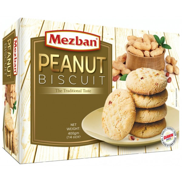 Mezban Peanut Biscuits