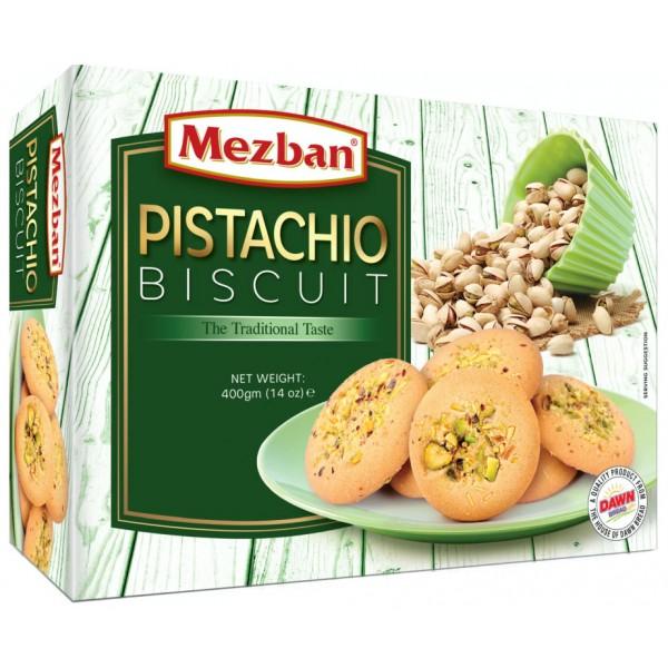 Mezban Pistachio Biscuits