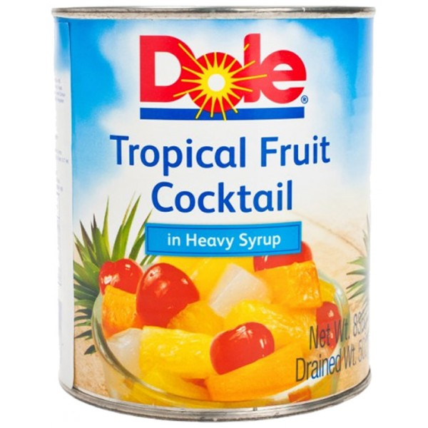 Dole Tropical Fruit Cocktail, 836g