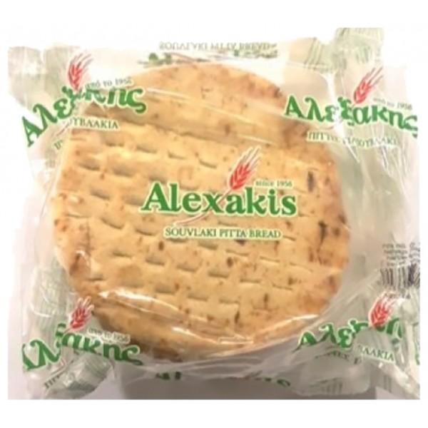 Alexakis Souvlaki Pita Bread