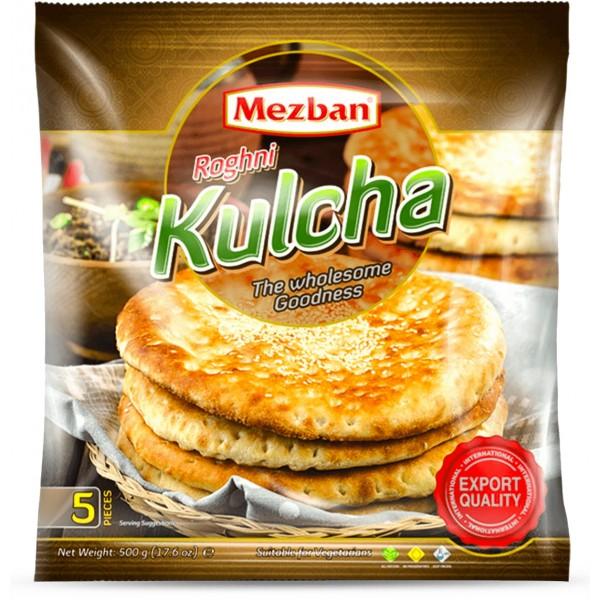 Mezban Roghani Kulcha
