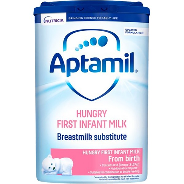 Aptamil Hungry First Infant Milk
