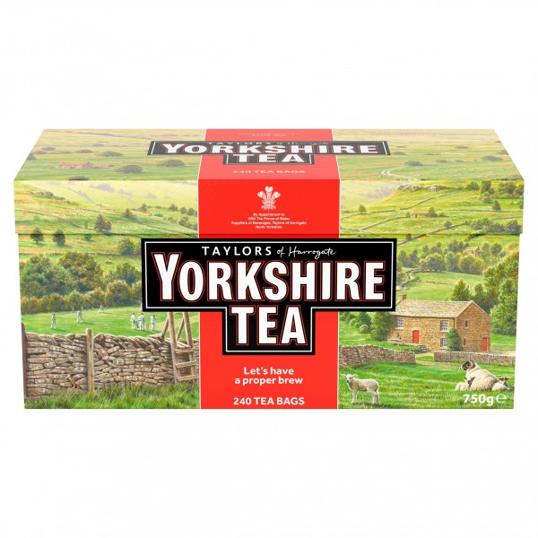 Taylors of Harrogate Yorkshire Tea, 240 Tea Bags