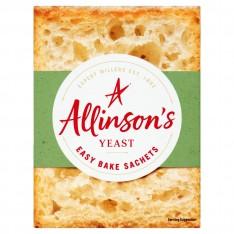 Allinson's Yeast 6 Sachets x 7g