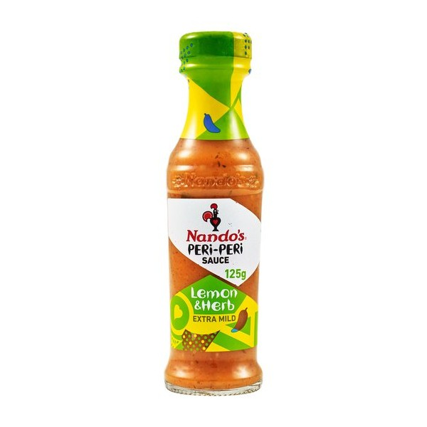 Nandos Lemon & Herb Sauce